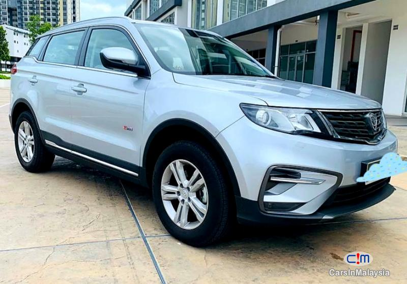 Picture of Proton X70 1.8-LITER FAMILY SUV Automatic 2019