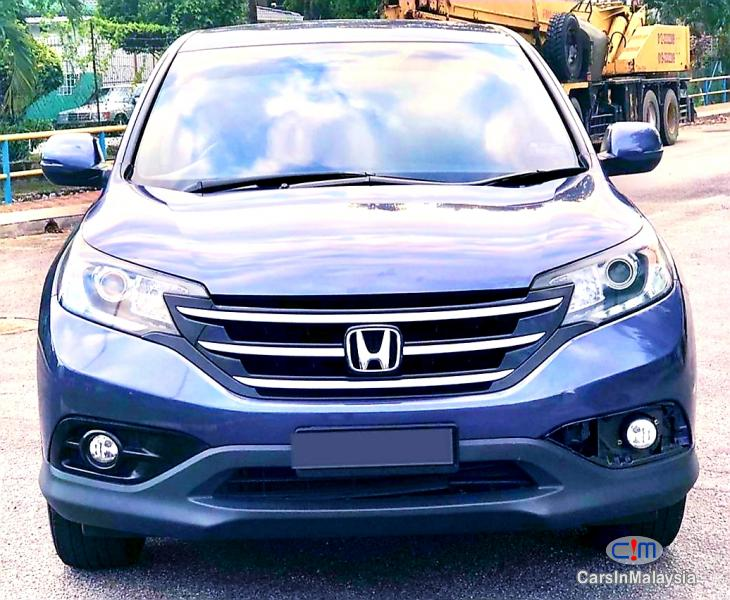Honda CR-V 2.0-LITER ECONOMIC FAMILY SUV Automatic 2013 in Kuala Lumpur