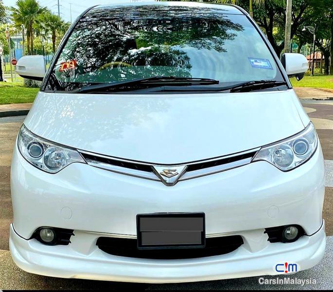 Picture of Toyota Estima 3.5-LITER LUXURY FAMILY MPV Automatic 2014 in Kuala Lumpur