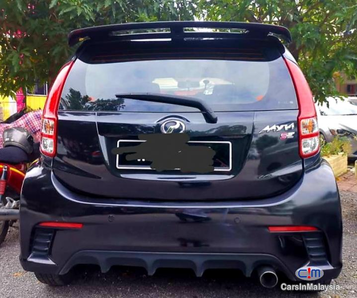 Picture of Perodua Myvi 1.5-LITER FUEL ECONOMY HATCHBACK Automatic 2013