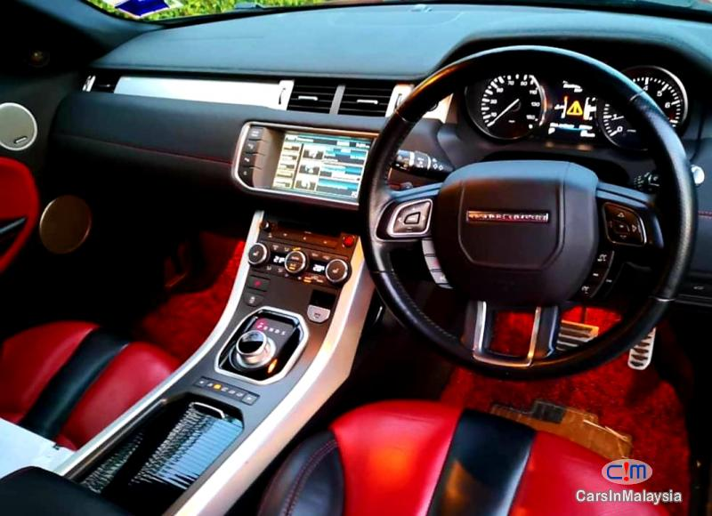 Land Rover Range Rover Evoque 2.0-LITER LUXURY SUV Automatic 2012 in Selangor - image