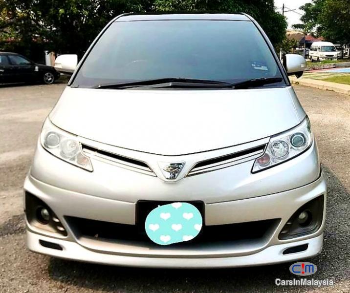 Toyota Estima 2.4-LITER LUXURY FAMILY MPV 7 SEATER Automatic 2012 in Kedah