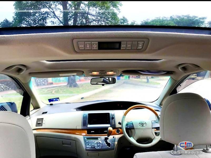 Toyota Estima 2.4-LITER LUXURY FAMILY MPV 7 SEATER Automatic 2012 in Malaysia