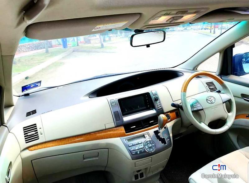 Picture of Toyota Estima 2.4-LITER LUXURY FAMILY MPV 7 SEATER Automatic 2012 in Malaysia