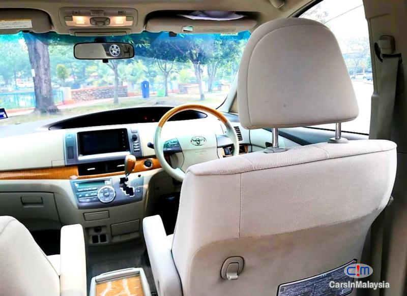 Toyota Estima 2.4-LITER LUXURY FAMILY MPV 7 SEATER Automatic 2012 in Kedah - image