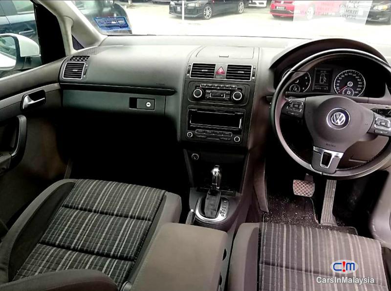 Picture of Volkswagen Cross Touran 1.4-LITER TSI FUEL SAVER FAMILY MPV Automatic 2012 in Kuala Lumpur