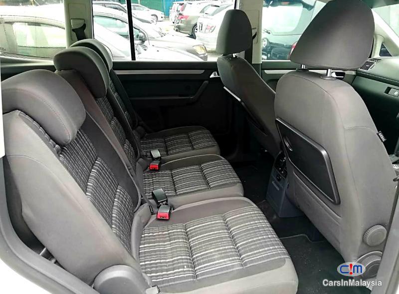 Picture of Volkswagen Cross Touran 1.4-LITER TSI FUEL SAVER FAMILY MPV Automatic 2012 in Malaysia