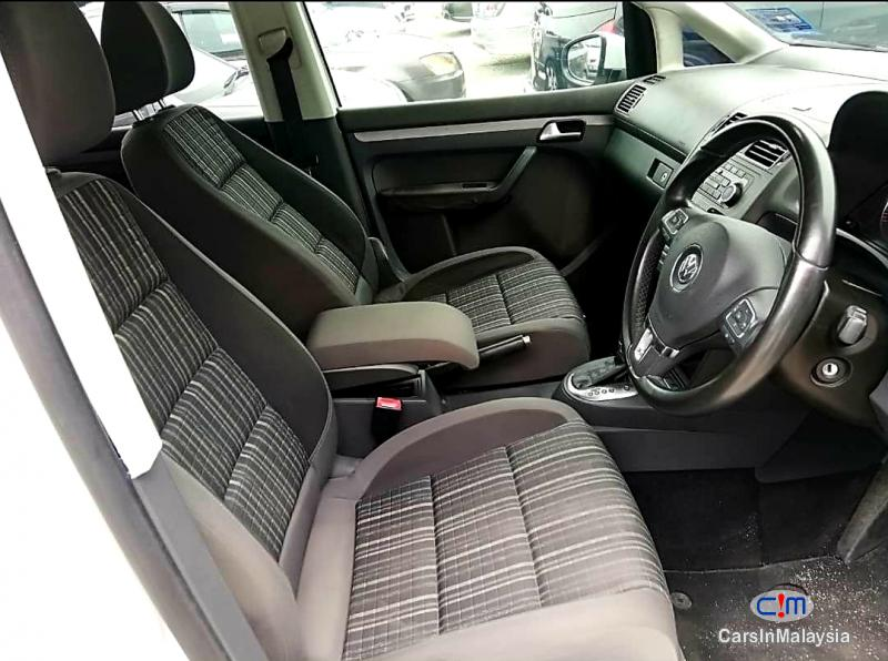Volkswagen Cross Touran 1.4-LITER TSI FUEL SAVER FAMILY MPV Automatic 2012 in Malaysia - image