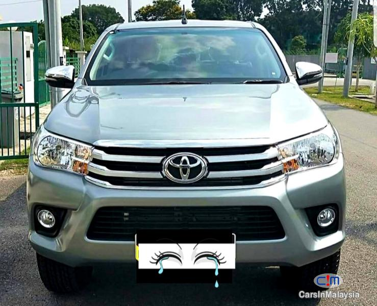 Picture of Toyota Hilux 2.5-LITER 4x4 DOUBLE CAB DIESEL TURBO Automatic 2018