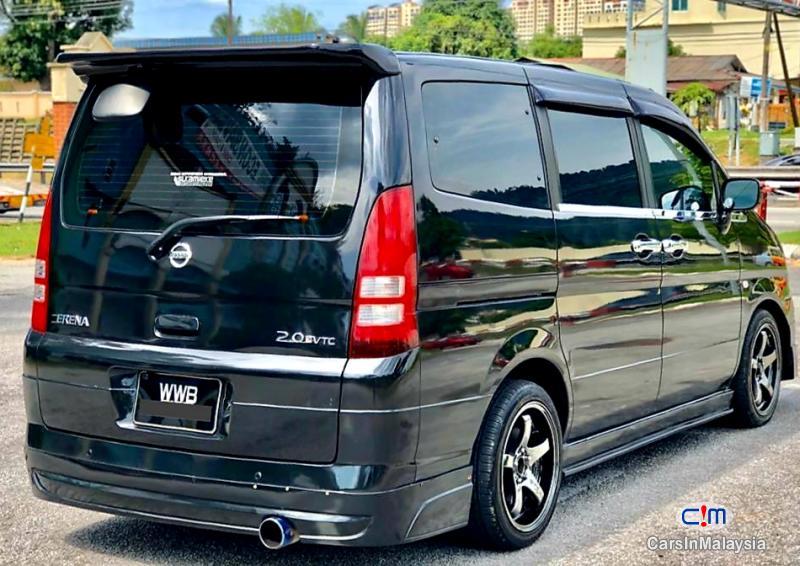 Nissan Serena 2.0-LITER MPV FA7 SEATER Automatic 2012 in Malaysia