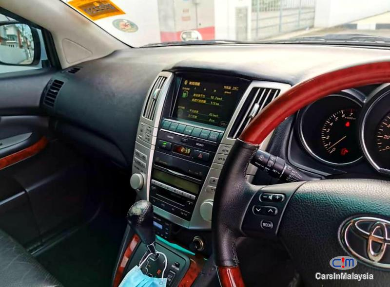 Picture of Toyota Harrier 2.4-LITER LUXURY SUV Automatic 2011 in Kedah