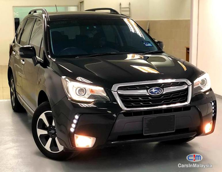 Picture of Subaru Forester 2.0-LITER AWD FAMILY SUV Automatic 2017