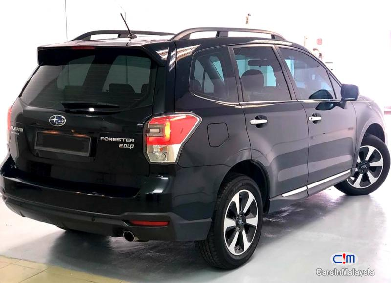 Subaru Forester 2.0-LITER AWD FAMILY SUV Automatic 2017 in Malaysia