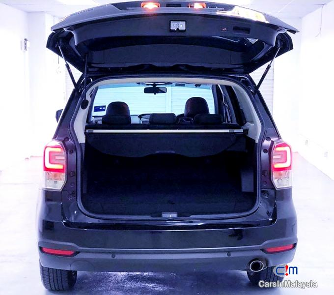 Picture of Subaru Forester 2.0-LITER AWD FAMILY SUV Automatic 2017 in Kuala Lumpur