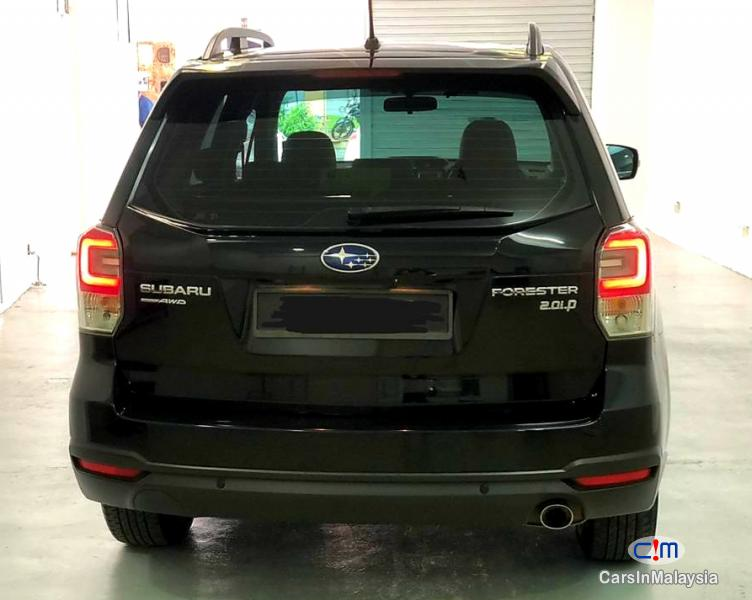Picture of Subaru Forester 2.0-LITER AWD FAMILY SUV Automatic 2017 in Malaysia