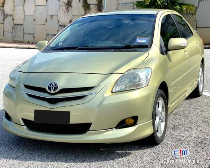 Picture of Toyota Vios 1.5-LITER ECONOMY SEDAN Automatic 2008