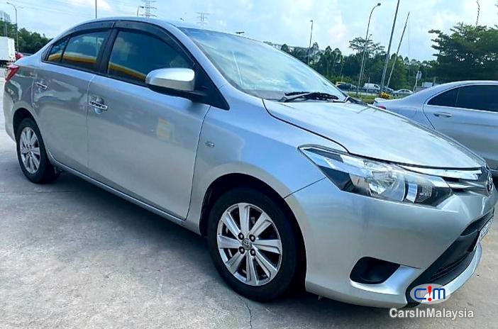 Toyota Vios 1.5-LITER ECONOMY SEDAN Automatic 2016 in Selangor