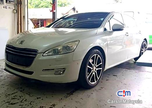 Picture of Peugeot 508 1.6-LITER LUXURY TURBO SEDAN Automatic 2012
