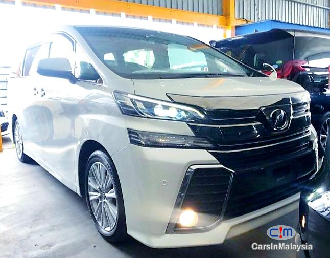 Picture of Toyota Vellfire 2.5-LITER LUXURY MPV NEW ROBOT MODEL FACELIFT Automatic 2020