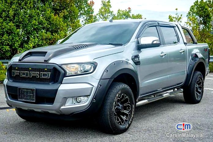 Picture of Ford Ranger 2.2-LITER 4X4 DOUBLE CAB DIESEL TURBO Automatic 2016