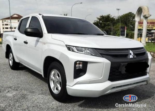 Picture of Mitsubishi Triton 2.5-LITER DOUBLE CAB CHASSIS DIESEL TURBO Manual 2020