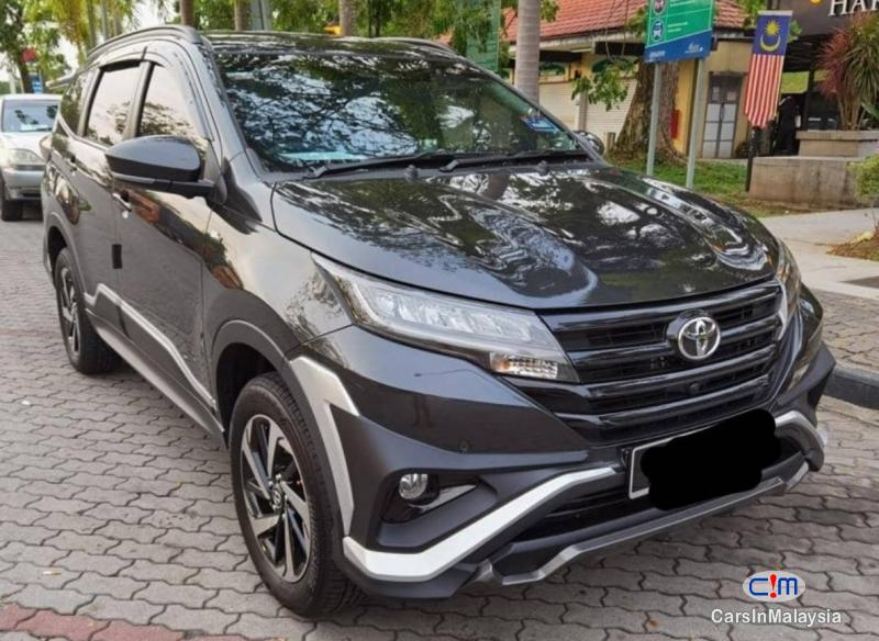 Picture of Toyota Rush 1.5-LITER FUEL ECONOMY FAMILY SUV Automatic 2021