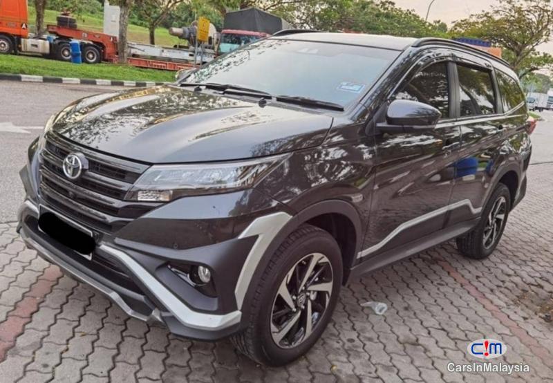 Toyota Rush 1.5-LITER FUEL ECONOMY FAMILY SUV Automatic 2021 in Kuala Lumpur