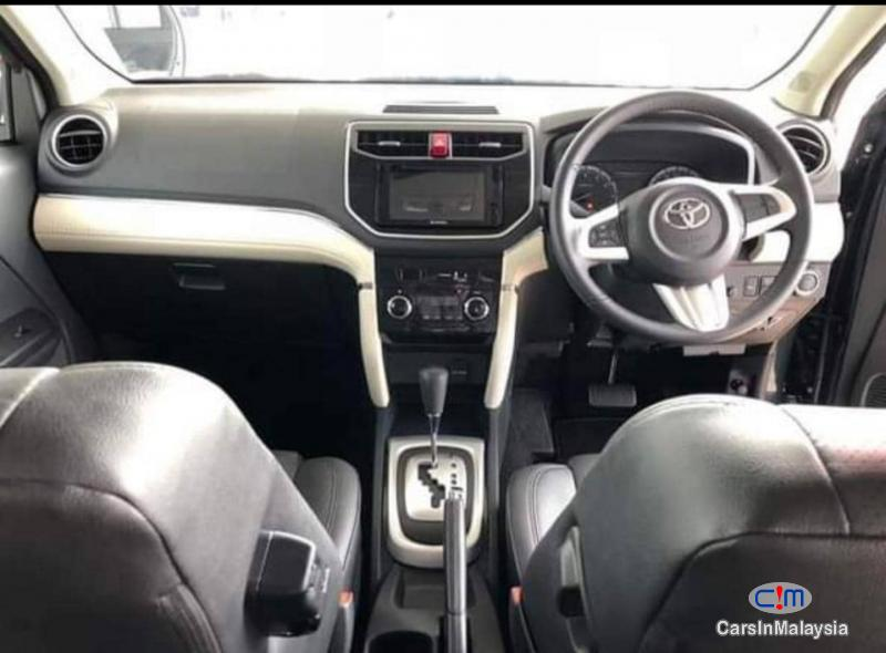 Toyota Rush 1.5-LITER FUEL ECONOMY FAMILY SUV Automatic 2021 in Malaysia