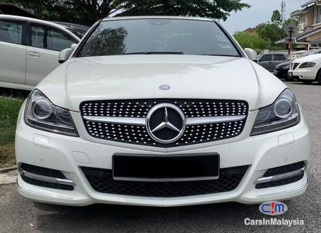 Picture of Mercedes Benz C200 CGI 1.8-LITER AMG LUXURY TURBO SPORT SEDAN Automatic 2014