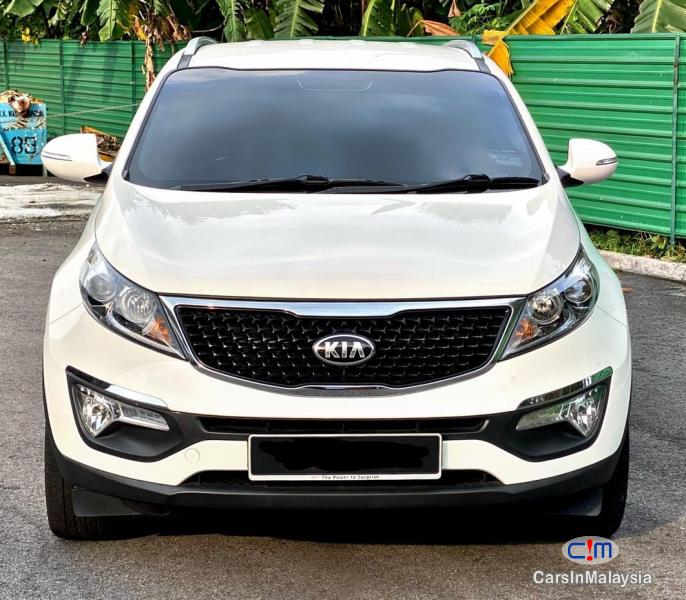 Picture of Kia Sportage 2.0-LITER BEST SUV 2016 Automatic 2016