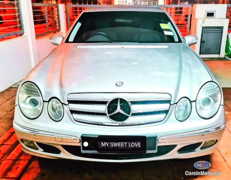 Picture of Mercedes Benz E200 1.8-LITER LUXURY SEDAN Automatic 2005
