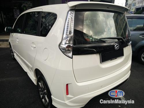 Pictures of Perodua Alza Automatic 2021