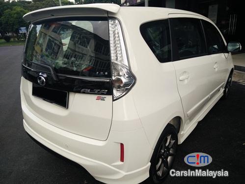 Perodua Alza Automatic 2021 in Selangor