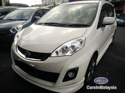 Picture of Perodua Alza Automatic 2021 in Malaysia