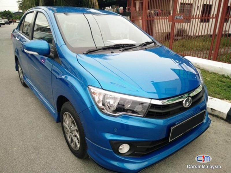Pictures of Perodua Bezza Automatic 2021