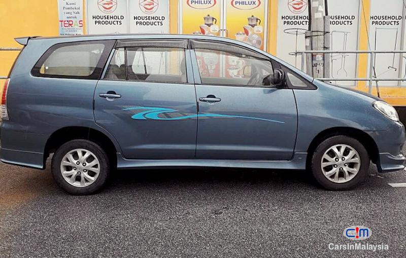 Picture of Toyota Innova Automatic 2009 in Malaysia
