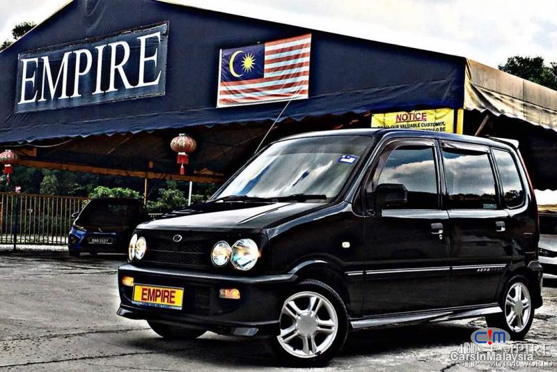Picture of Perodua Kenari Automatic 2011