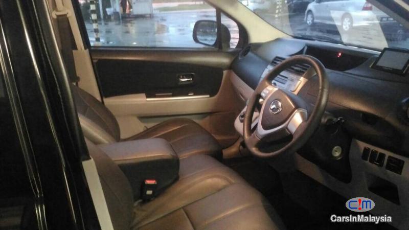 Perodua Alza Automatic 2012 in Malaysia