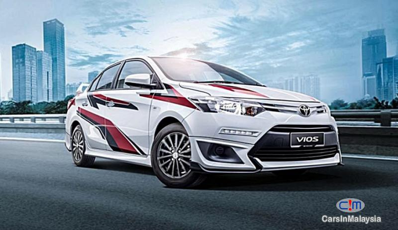 Picture of Toyota Vios Automatic 2017