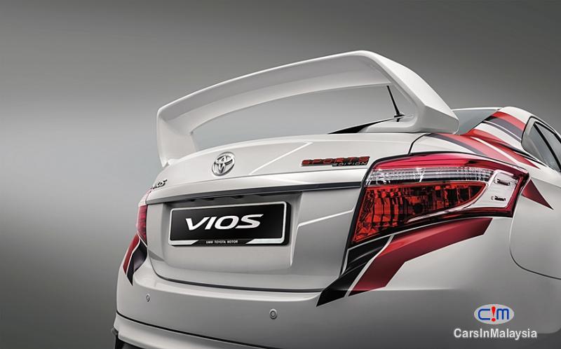 Toyota Vios Automatic 2017