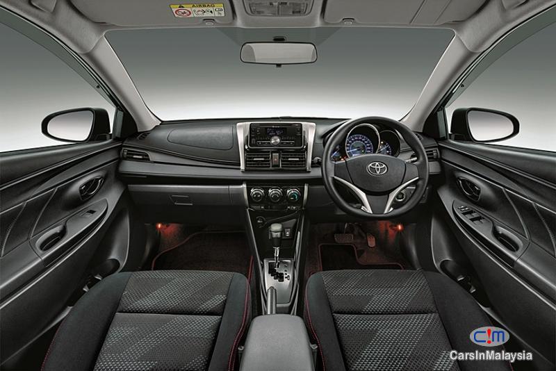 Toyota Vios Automatic 2017 in Malaysia