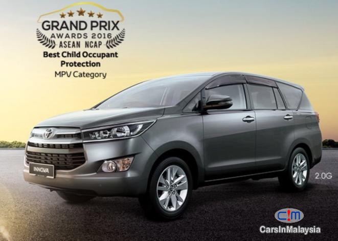 Picture of Toyota Innova 2.0 G Automatic 2017