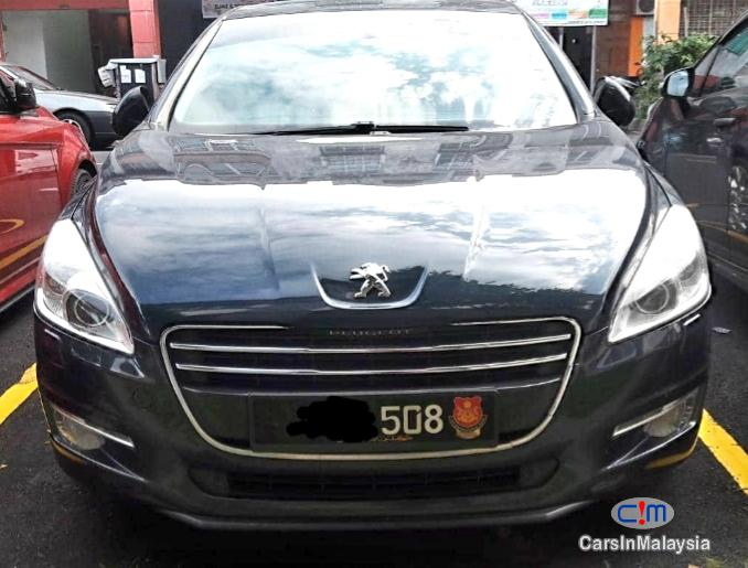 Picture of Peugeot 508 16-LITER LUXURY SEDAN TURBO Automatic 2011
