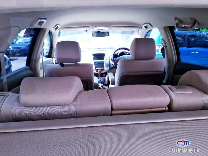 Picture of Toyota Harrier 2.4-LITER LUXURY ECONOMY SUV Automatic 2008 in Kuala Lumpur