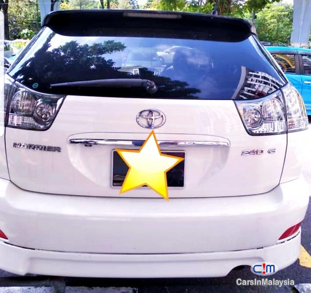 Toyota Harrier 2.4-LITER LUXURY ECONOMY SUV Automatic 2008 in Malaysia - image
