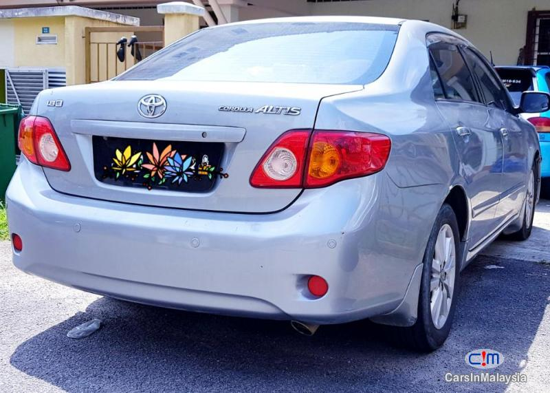 Picture of Toyota Altis 1.8-LITER MEDIUM FAMILY SEDAN Automatic 2008