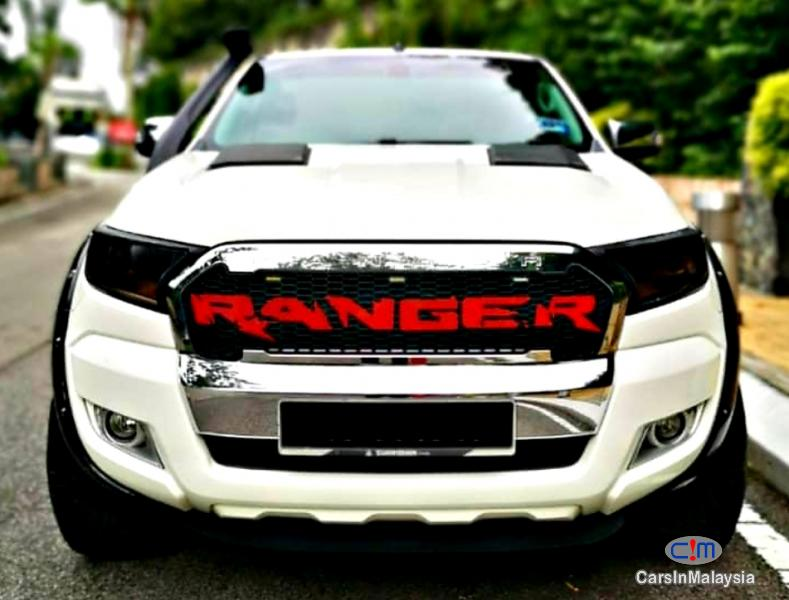 Picture of Ford Ranger 2.2-LITER 4X4 4WD DIESEL TURBO Automatic 2016