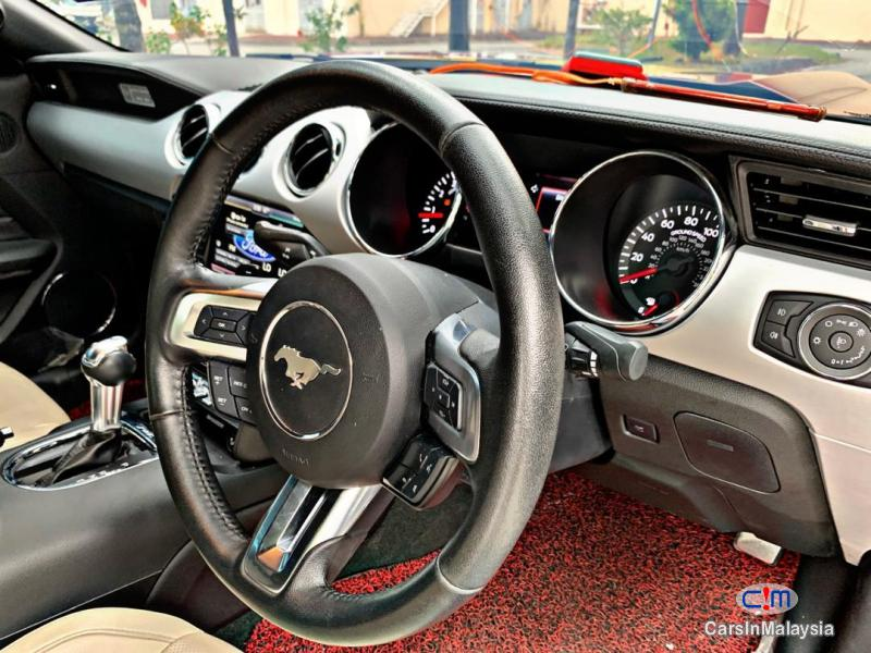 Ford MUSTANG 5.0-LITER LUXURY GT SUPER SPORTBACK Automatic 2016 - image 10