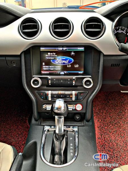 Ford MUSTANG 5.0-LITER LUXURY GT SUPER SPORTBACK Automatic 2016 - image 11