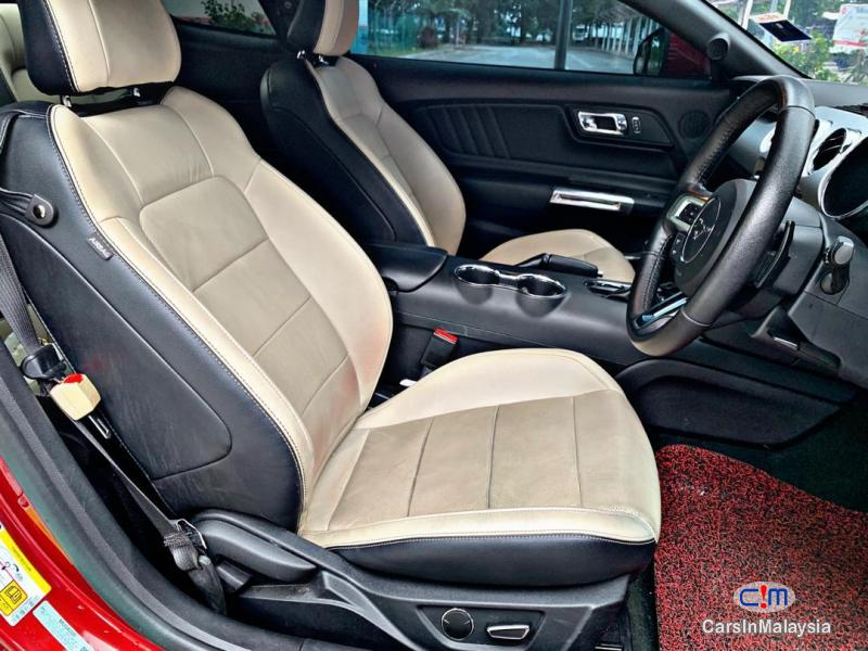Ford MUSTANG 5.0-LITER LUXURY GT SUPER SPORTBACK Automatic 2016 - image 14